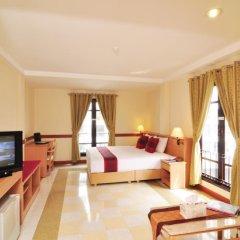 Отель Ecotel 3* Номер Делюкс фото 2
