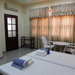 Отель Janishi Residencies 2* Стандартный номер с различными типами кроватей