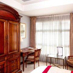 Hotel Les Saisons 4* Стандартный номер с двуспальной кроватью фото 6