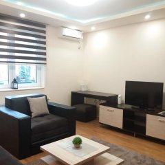 Апартаменты Fortress Apartments Нови Сад комната для гостей
