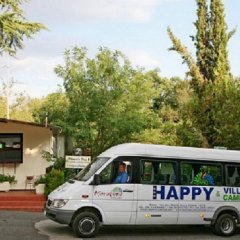Отель Happy Village & Camping городской автобус