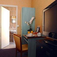 Hotel Auriane Porte de Versailles 3* Стандартный номер с разными типами кроватей фото 2