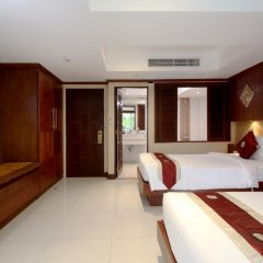 Rayaburi Hotel Patong 4* Стандартный номер фото 4