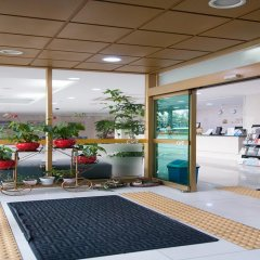 BENIKEA Hotel FLOWER интерьер отеля