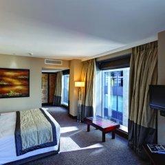 Leonardo Royal Hotel London St Paul's 5* Представительский номер с различными типами кроватей фото 2