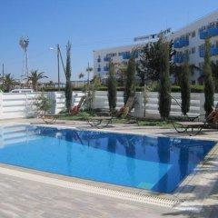 Отель Polyxenia Isaak Pelagos Villa бассейн фото 3