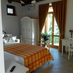 Отель Agriturismo Orrido di Pino 3* Номер Делюкс фото 2