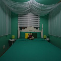 Отель Han River Guesthouse 2* Семейная студия с двуспальной кроватью фото 25