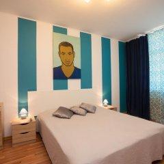 Апартаменты Максим Улучшенные апартаменты с различными типами кроватей фото 2