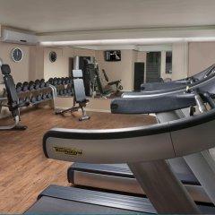 Отель Dan Carmel Хайфа фитнесс-зал фото 2