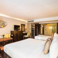 Отель Aonang Princeville Villa Resort and Spa 4* Семейный номер Делюкс с двуспальной кроватью фото 2