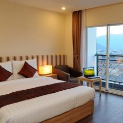 Begonia Nha Trang Hotel 3* Номер Делюкс с различными типами кроватей фото 22