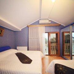 Hotel Edelweiss 3* Номер Делюкс с различными типами кроватей фото 8