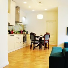 Апартаменты Gedimino Central Apartment в номере фото 2