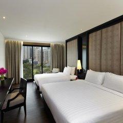 Mövenpick Hotel Sukhumvit 15 Bangkok 4* Стандартный номер с различными типами кроватей