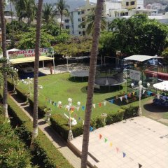 Sands Acapulco Hotel & Bungalows 2* Стандартный номер с разными типами кроватей фото 5