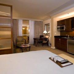 Отель The Signature at MGM Grand 4* Люкс повышенной комфортности с различными типами кроватей фото 8