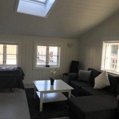 Отель Gamlebyen Hotell- Fredrikstad комната для гостей
