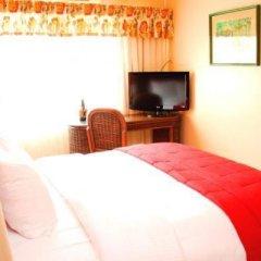 Отель Aparthotel Guijarros 3* Стандартный номер с различными типами кроватей фото 5