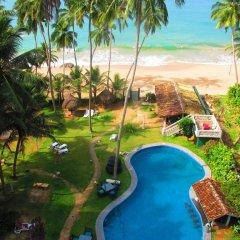 Hotel J Ambalangoda 3* Номер Делюкс с различными типами кроватей фото 2
