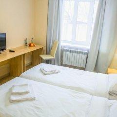 Гостиница ОК Стандартный номер с двуспальной кроватью фото 7