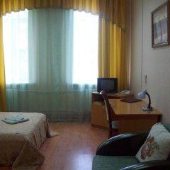 Гостиница Левый Берег 3* Стандартный номер разные типы кроватей фото 10