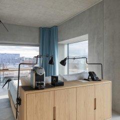 Placid Hotel Design & Lifestyle Zurich 4* Стандартный номер с различными типами кроватей фото 9