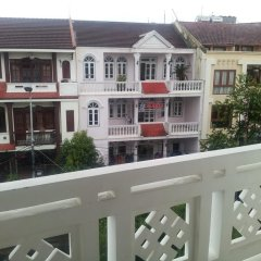 Отель Vang Anh Guesthouse Вьетнам, Хойан - отзывы, цены и фото номеров - забронировать отель Vang Anh Guesthouse онлайн балкон