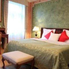 Hotel U Jezulatka Прага комната для гостей