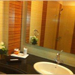 Отель Emperor Palms @ Karol Bagh Индия, Нью-Дели - отзывы, цены и фото номеров - забронировать отель Emperor Palms @ Karol Bagh онлайн ванная