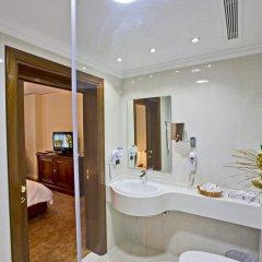 Отель Amman International ванная фото 2