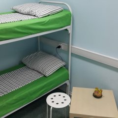 Хостел 365 Номер с различными типами кроватей (общая ванная комната) фото 6