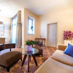 ALDEN Suite Hotel Splügenschloss Zurich 5* Полулюкс с различными типами кроватей фото 8