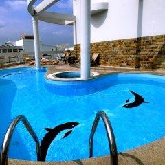 Отель Asia Paradise Hotel Вьетнам, Нячанг - отзывы, цены и фото номеров - забронировать отель Asia Paradise Hotel онлайн бассейн фото 2