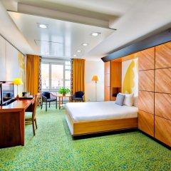 Hotel Theater Figi 4* Стандартный номер с различными типами кроватей