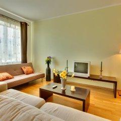 Апартаменты Daily Apartments - Viru Penthouse Люкс с различными типами кроватей фото 11