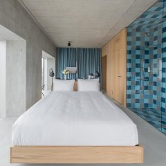 Placid Hotel Design & Lifestyle Zurich 4* Стандартный номер с различными типами кроватей фото 28