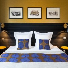Hotel Victoria Chatelet 3* Номер Комфорт с различными типами кроватей фото 3