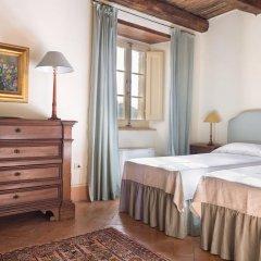 Отель Villa della Genga Country Houses Сполето комната для гостей фото 5