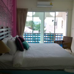 Отель The Pho Thong Phuket 3* Номер Делюкс двуспальная кровать фото 6