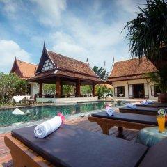 Отель Baan Thai Lanta Resort Ланта бассейн