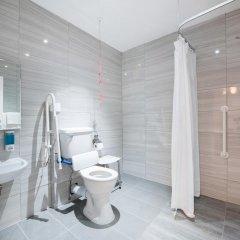 Отель Docklands Lodge London 3* Номер Делюкс с различными типами кроватей фото 4