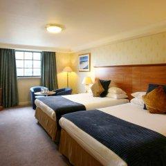 Hallmark Hotel Glasgow 4* Стандартный номер с разными типами кроватей фото 3