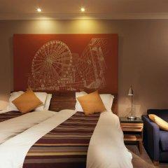 Townhouse Hotel Manchester 4* Представительский номер с различными типами кроватей фото 2