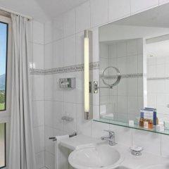 Metropole Swiss Quality Interlaken Hotel 4* Стандартный номер с различными типами кроватей фото 6