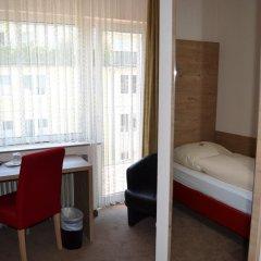 Отель Minerva Garni Германия, Дюссельдорф - 1 отзыв об отеле, цены и фото номеров - забронировать отель Minerva Garni онлайн комната для гостей