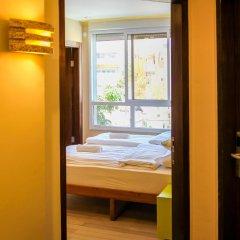 Yarden Beach- Boutique Hotel 4* Улучшенная студия разные типы кроватей фото 3