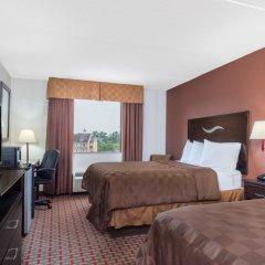Отель Days Inn Lebanon Fort Indiantown Gap 2* Номер Делюкс с различными типами кроватей фото 2