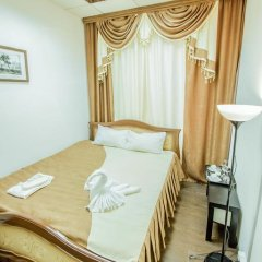 Мини-отель WELCOME Стандартный номер с различными типами кроватей (общая ванная комната) фото 9
