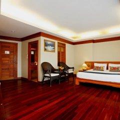 Отель Baan Laimai Beach Resort 4* Номер Делюкс разные типы кроватей фото 44